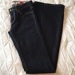 Zara wide leg jeans.
